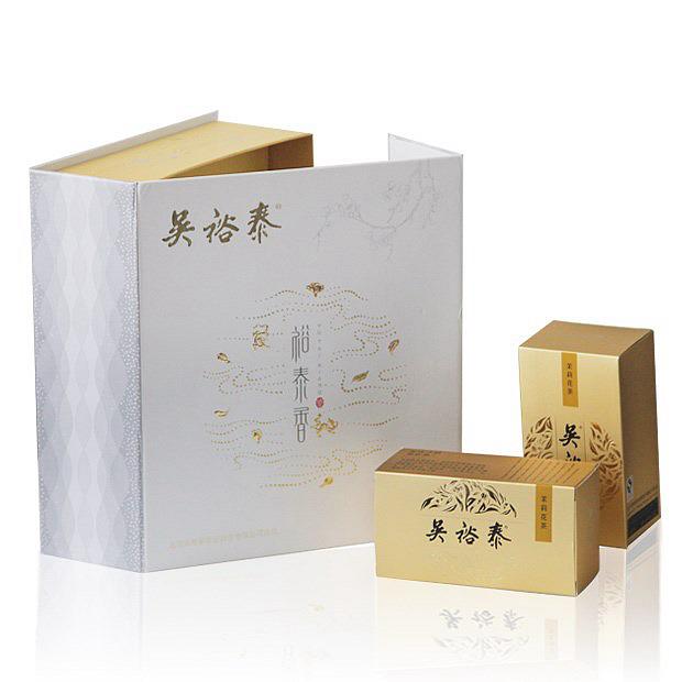 吴裕泰龙井茶礼盒