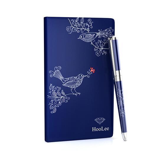 HooLee商务笔记本套装女士