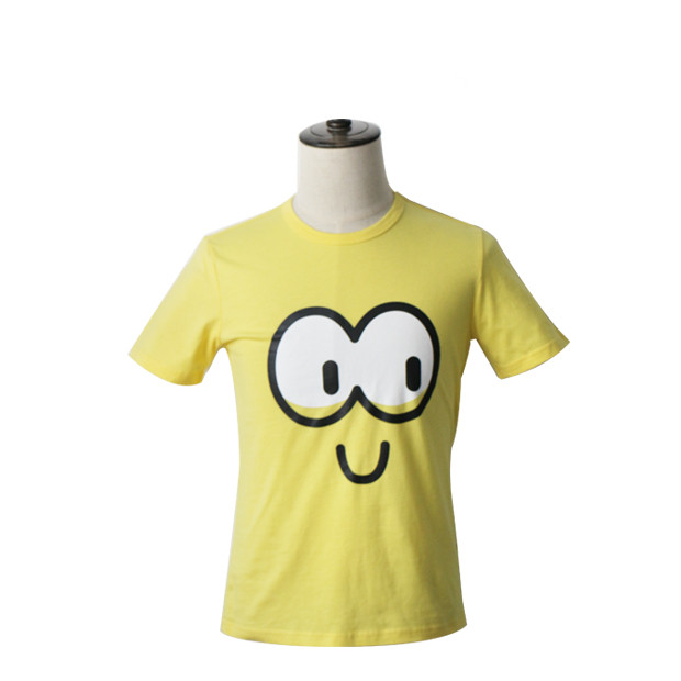 促销品:闲鱼圆领T恤