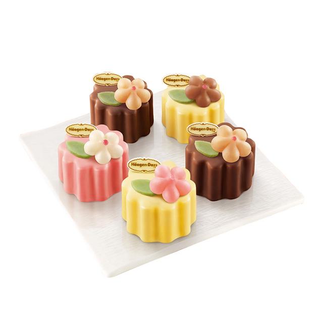 哈根达斯月饼冰淇淋玲珑心意礼盒