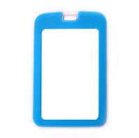卡德仕 G2R多彩超柔百变卡套系列胸卡证件套