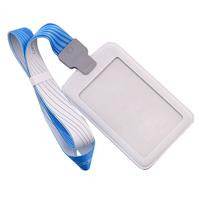 Cardress 时尚PU胸卡证件套 ICID卡套含挂绳