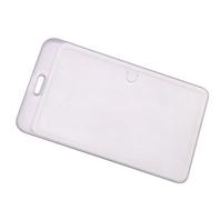 Cardress时尚胸卡证件套 ICID卡套 透明磨砂