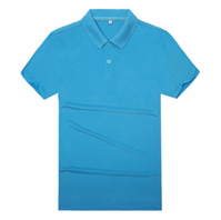 吸湿排汗精品T恤衫 180克 40支精梳纱