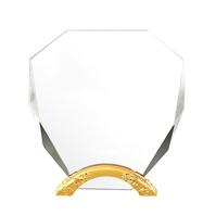 水晶奖杯CUP-H4028