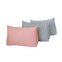 可定制日式棉麻抱枕靠墊