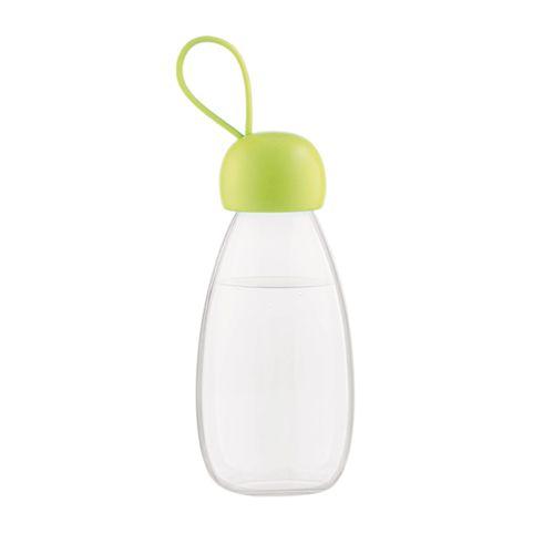 emoi基本生活 便携塑料水杯随手杯