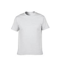 170g全棉纯色圆领短袖T恤