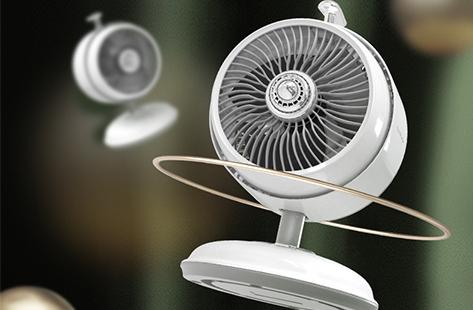 荷蘭apiyoo艾優 F6空氣循環扇