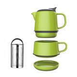 臺灣Artiart 茶具套裝 無鉛陶瓷泡茶壺