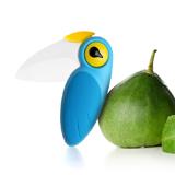 台湾artiart正品 创意媚鸟水果刀