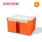 ANCHOW安巢12L視窗型百納箱
