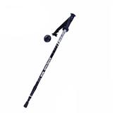 KingCamp 康爾健野 戶外登山杖直握四節超輕鋁合金手杖減震杖 KA4622