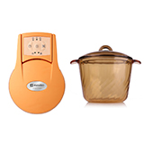 樂美雅 香榭麗琥珀鍋+超凈 Fasflo 超凈空氣消毒機