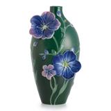 法蓝瓷 满心谢意  亚麻花花瓶 FZ02628