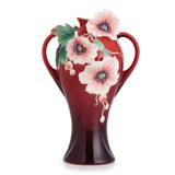 法蓝瓷 英华佳境 罂粟花瓷瓶 FZ02621