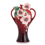 法藍瓷 英華佳境 罌粟花瓷瓶 FZ02621
