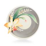 法蓝瓷 花皇尊爵 嘉德丽亚兰点心盘 FZ02879
