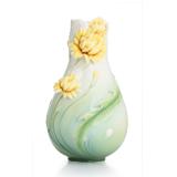 法藍瓷 福愿滿盈 蒲公英瓷瓶 FZ02848