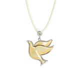 法蓝瓷 幸福 白鸽项链 FJ00257