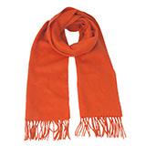 Glovin粗纺羊毛围巾/格子/素色/条纹礼盒装