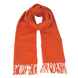 Glovin粗紡羊毛圍巾/格子/素色/條紋禮盒裝
