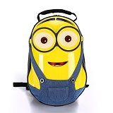 小黄人3D背包