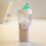 PINKO品高奶茶咖啡杯480ml