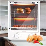 北欧欧慕 nathome日式立式11L豪华电烤箱NKX1417C