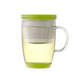 基本生活 emoi玻璃茶杯-480ml