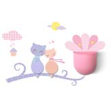 生活演异 甜蜜小猫收纳挂钩