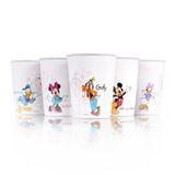 迪士尼 米奇家族 五入陶瓷水杯組DSM-2421