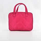 凱倫弗菱格化妝包旅行化妝包隨身迷你收納包手拿簡約化妝袋小號