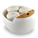 edei宜閣4段保溫4陶瓷內膽預約定時電燉鍋DDZ802