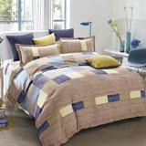 喜芙妮(SOFTNIE)床上用品 爱家时尚系列四件套艾格