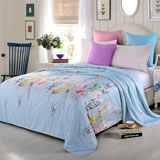 喜芙妮(SOFTNIE)XF-B1606家紡床上用品 絲綢之路臻品蠶絲被 200*230cm