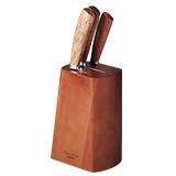 阿摩厨房 匠艺 花梨木四件套刀具