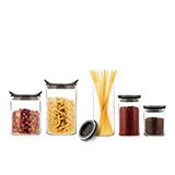阿摩厨房 魔力锁鲜系列 魔力保鲜罐5件套