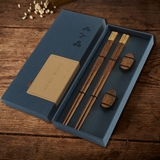 清樸堂-錦箸新中式禪意餐具-筷子 2雙禮盒裝
