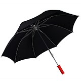 乐上/LEXON LU12 Tykho 城市雨伞 红色伞柄
