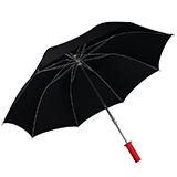 樂上/LEXON LU12 Tykho 城市雨傘 紅色傘柄
