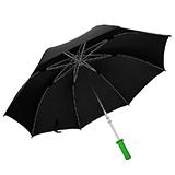 樂上/LEXON LU12 Tykho 城市雨傘 綠色傘柄