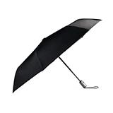 樂上/LEXON LU16 AIRLINE 迷你全自動雨傘 黑色