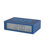 樂上/LEXON FLIP時鐘LR130 藍色
