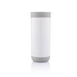 荷蘭XD Design Clik雙層按壓式杯225ml 白色