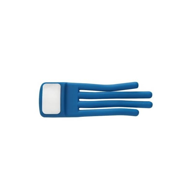 荷兰XD Design Eddy 多变手机座 创意手机支架 蓝色