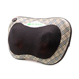 澳瑪仕(AOMAS)按摩枕  車載頸椎腰部按摩器 按摩墊 英倫格