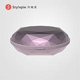 风格派Stylepie暖手宝充电宝4500mAh 海粉色