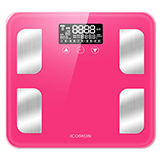 沃萊(ICOMON)脂肪秤 電子秤人體秤體重秤FG315L