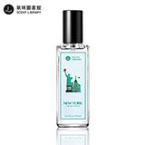 氣味圖書館城市系列紐約味香水15ml淡香水